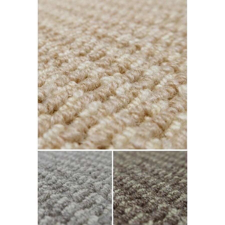 サイズオーダー カーペット/ウール 100%/切欠き くり抜き 敷き詰め 変形 可能/日本製/床暖/T-SW/3色/東リ ブランド/自動見積もり 説明 lucentmart-interior 16