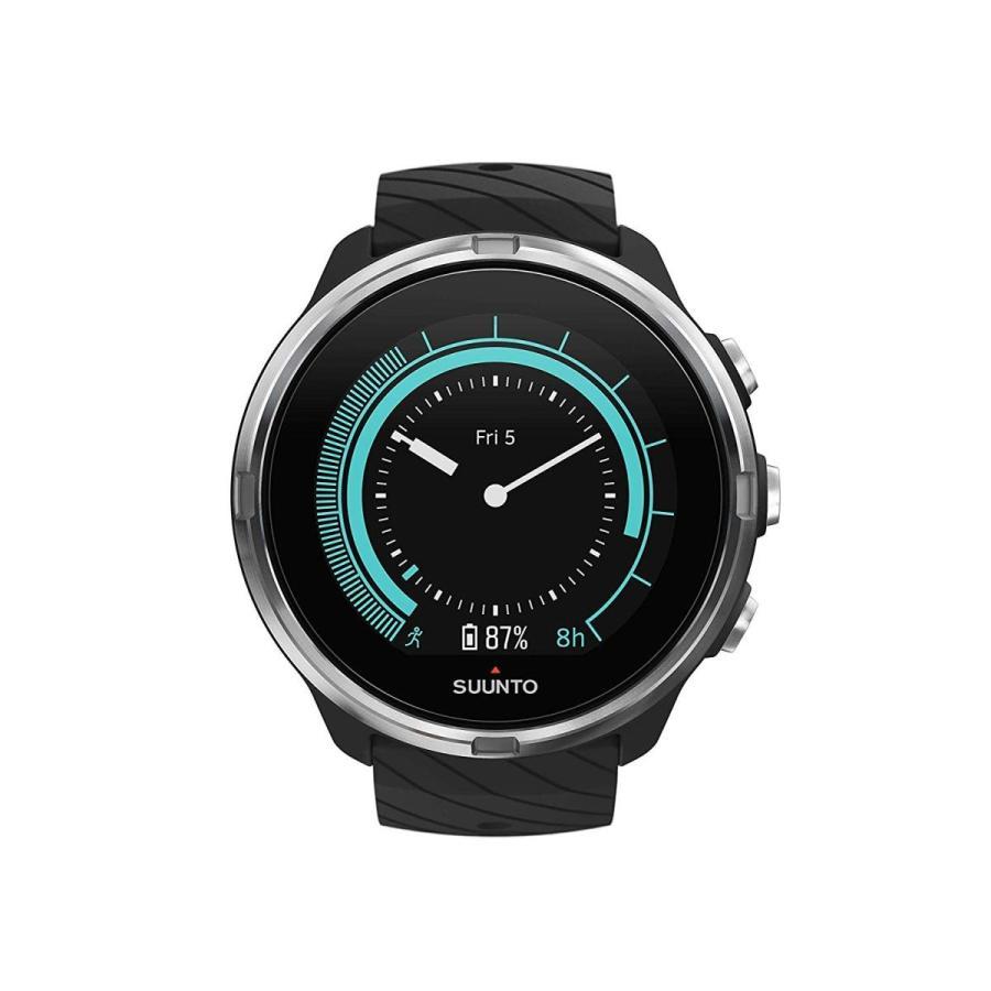 SUUNTO 9 (スント ナイン) スマートウォッチ GPS 日本正規品 SS050142000 ブラック