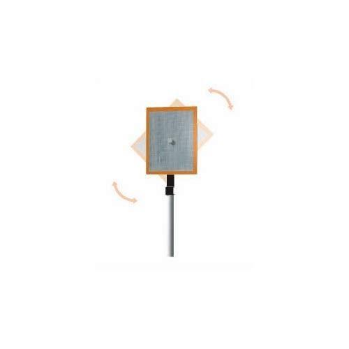 スーパーリフレクト100 (回転式) SRT-0100 トゥルーパルス用アタッチメント 高輝度プリズム反射板