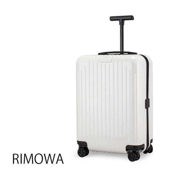 リモワ RIMOWA エッセンシャル ライト キャビン 37L 4輪 機内持ち込み スーツケース 旧 サルサエアー