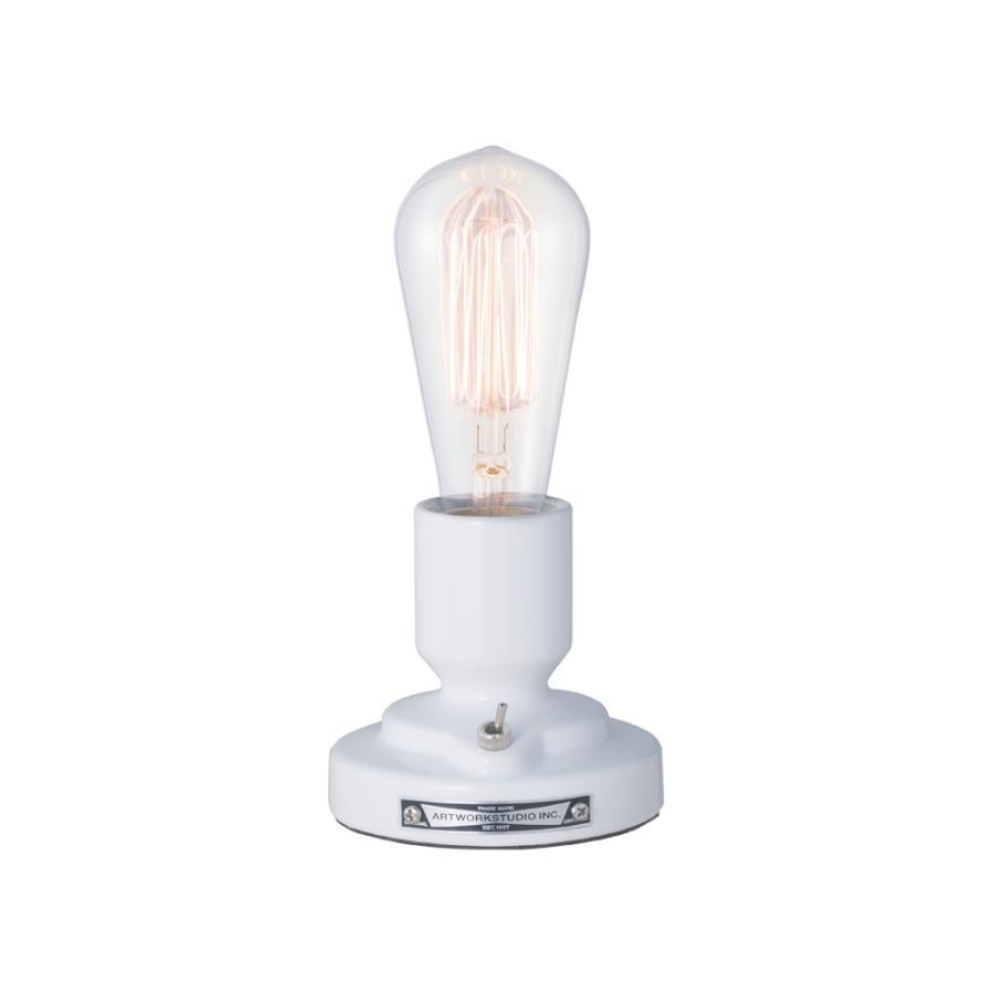 AW-0479E-WH (ホワイト) コンパススタンド 【LED電球付】 (aw0479wh)(aw-0479ewh)(aw-0479wh)