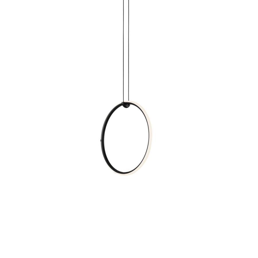 【正規品】 FLOS(フロス) ARRANGEMENTS ROUND SMALL ペンダントライト  / ブラック(LED 内臓)|luciva