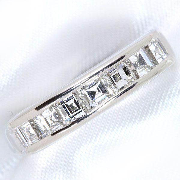 【日本産】 VSレベル PT900 ダイヤモンド 1.01カラット PT900 豪華一文字 リング/指輪 豪華一文字/白・透明(ホワイト) ギフト//届5 ギフト プレゼント, 2019人気特価:ccc46db0 --- airmodconsu.dominiotemporario.com