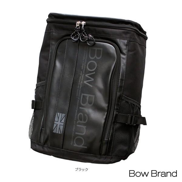 ボウブランド テニスバッグ バックパック/ラケット2本収納可(BOW-JB1807)