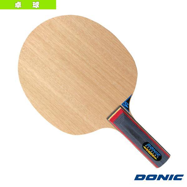 DONIC 卓球ラケット デフプレイ センゾー グレー グリップ/ストレート(BL163)