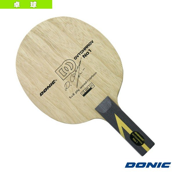 DONIC 卓球ラケット オチャロフ No.1/ストレート(BL171FL)