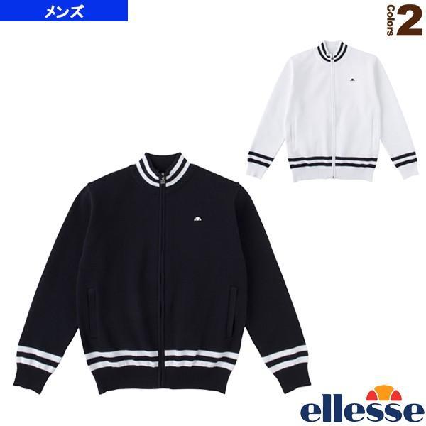 エレッセ テニス・バドミントンウェア(メンズ/ユニ) クラブニットジャケット/Club Knit Jacket/メンズ(EM78101)