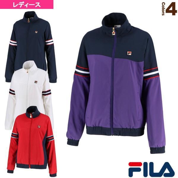 フィラ テニス・バドミントンウェア(レディース) ウィンドアップジャケット/レディース(VL1990)