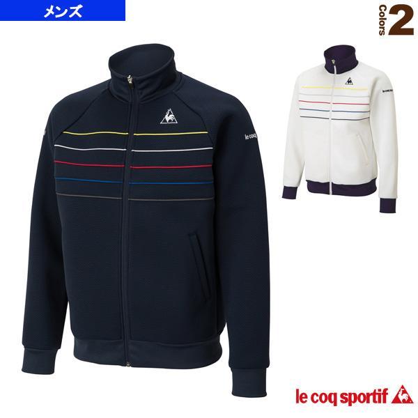 ルコック テニス・バドミントンウェア(メンズ/ユニ) ダブルラッセルジャケット/DOUBLE RUSSEL JACKET/メンズ(QTMMJC00)