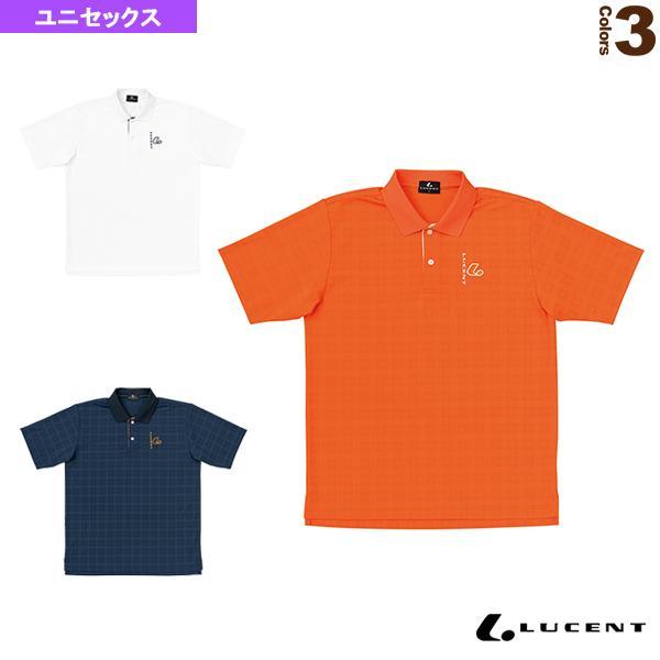 ルーセント テニス・バドミントンウェア(メンズ/ユニ) ゲームシャツ/ユニセックス(XLP-847)