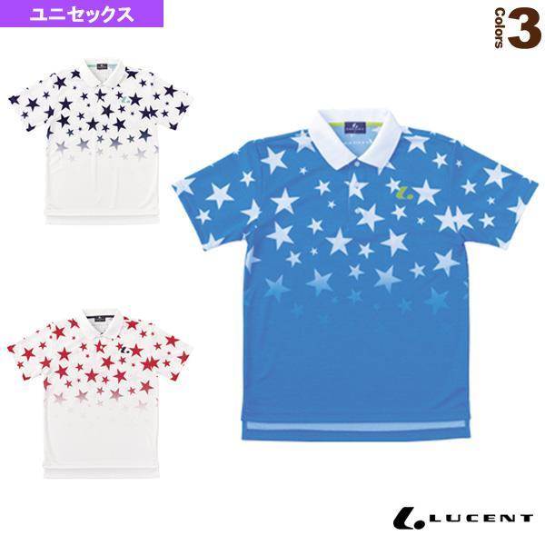 ルーセント テニス・バドミントンウェア(メンズ/ユニ) ゲームシャツ/ユニセックス(XLP-829)