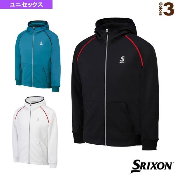 スリクソン テニス・バドミントンウェア(メンズ/ユニ) フリースジャケット/ユニセックス(SDF-5640)テニスウェア男性用