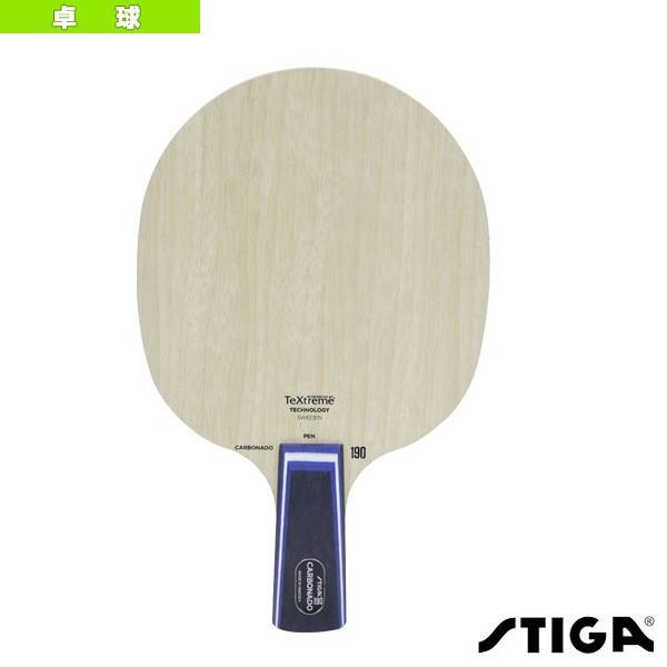 スティガ 卓球ラケット CARBONADO 245/カーボネード 245/PAC(細いPEN)(1063-75)