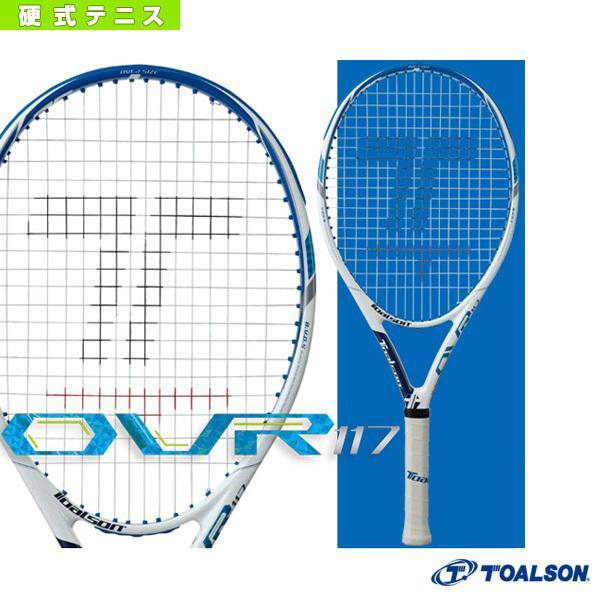 激安正規品 トアルソン テニスラケット オーブイアール117/OVR117(1DR8110)硬式テニスラケット硬式ラケット, 暮らしのソムリエSHOP!:78d807a0 --- airmodconsu.dominiotemporario.com