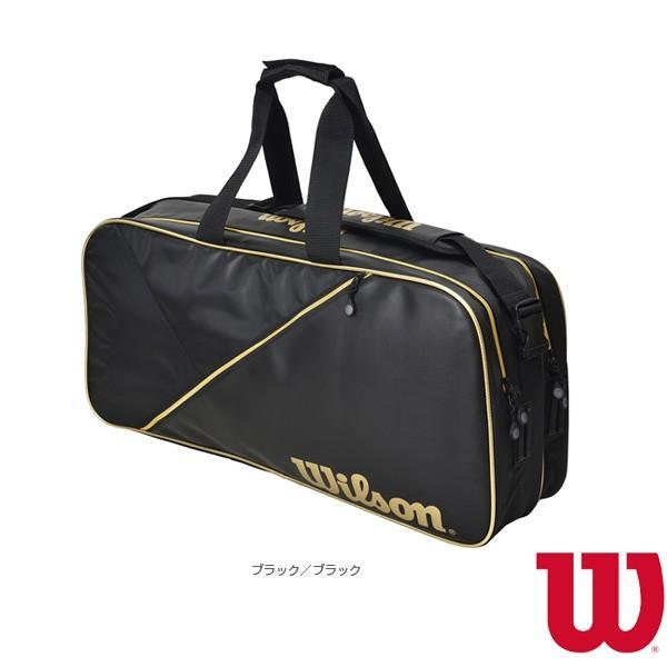 ウィルソン バドミントンバッグ RECTANGLE BAG IV/レクタングルバック IV(WRZ894600)ラケットバッグ