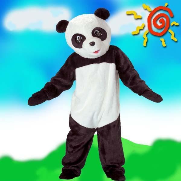 着ぐるみ パンダ 着ぐるみ パンダさん 愛嬌のあるお顔の本格着ぐるみ