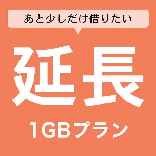 高品質 延長専用 1日1GBプランレンタルWiFi延長専用ページ 店内全品対象 日本国内 端末 ポケットWiFi