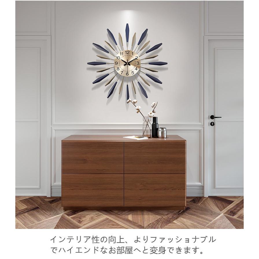 新品 壁掛け時計 おしゃれ オシャレ北欧 シンプル おしゃれ 大きい  静音 時計 見やすい シンプル インテリア ARJJ-0010 luckyluckybaby 05