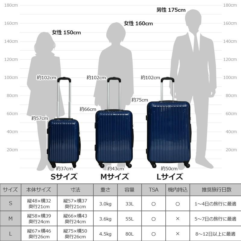 スーツケース 機内持ち込み スーツケース s 軽量 小型 キャリーバッグ キャリーケース 送料無料 sサイズ 2年間修理保証付き TY001|luckypanda|10