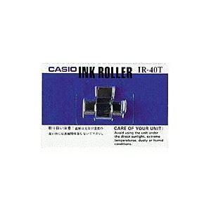 ☆最安値に挑戦 カシオ CASIO 赤黒インクローラー 即納送料無料 IR-40T