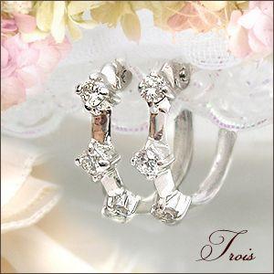 新作人気モデル フープピアス PT900 0.12ct ダイヤモンド 『Torois』0.12カラット[SIクラスF〜Dカラー無色透明GOOD〜VERYGOOD]-独特な存在感が貴女をクラシカルに演出・-, ワイン&地酒 TODA 26d22be4