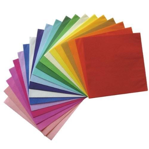 ローズウィンドウペーパー 用紙 20色 合計240枚 初売り 限定タイムセール サイズ16x16cm