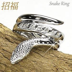 人気ブランドを リング k18 スネークリング ヘビ スネークリング ダイヤモンドリング k18 ヘビ指輪 リング k18ホワイトゴールド 縁起物・金運アップ, 名入れギフトのペン ソロディレイ:069c2f68 --- airmodconsu.dominiotemporario.com