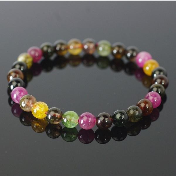 品質一番の トルマリン ブレスレット 格安 tourmaline 電気石 Bracelet 天然石, ワイズオフィス 7677d91f