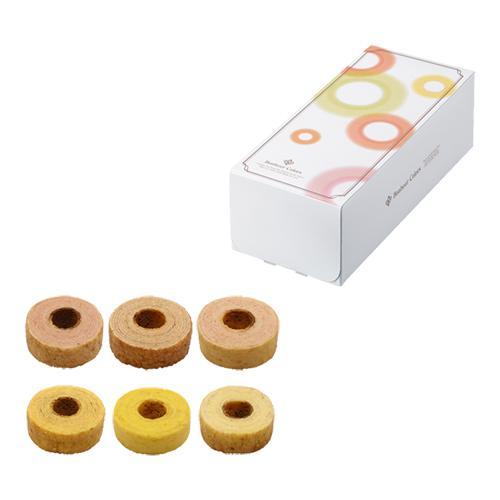 人気の製品 引菓子 ボヌールカラーズ GM389 バウムクーヘン ショッピング 焼き菓子