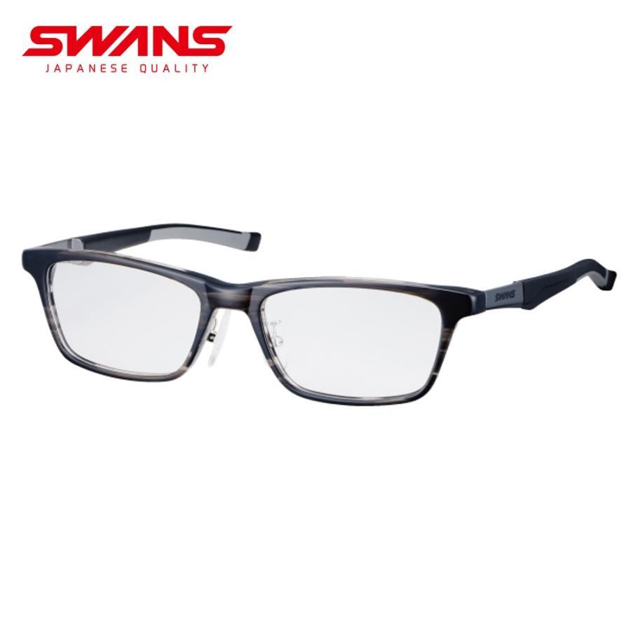 SWANS(スワンズ) JOBSPORT JBS-001 BK メガネ 度入り・乱視対応 内屋