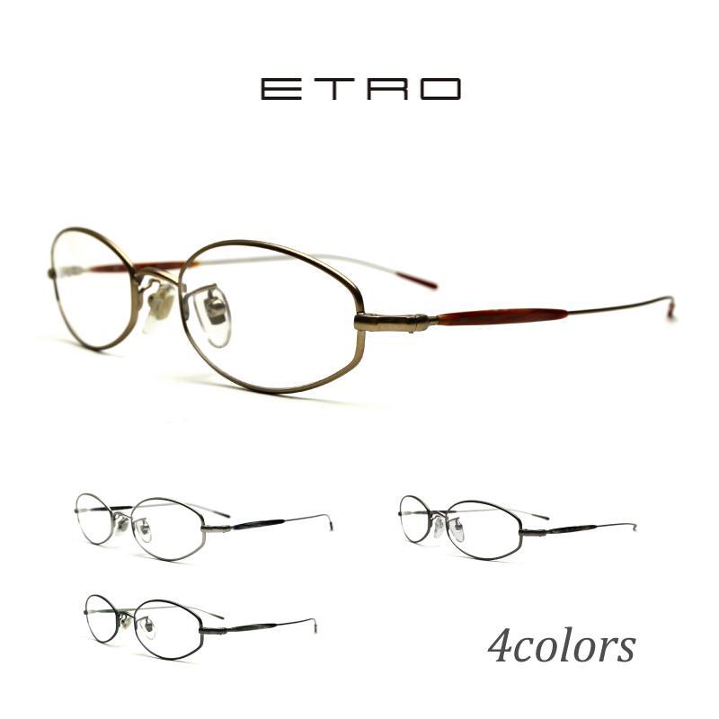 送料無料 メガネ ETRO 商い エトロ VE9404G 全4色 オーバル 期間限定お試し価格 ブルーライトカット 2020 家用 眼鏡 布ケース 度付き メタルフレーム