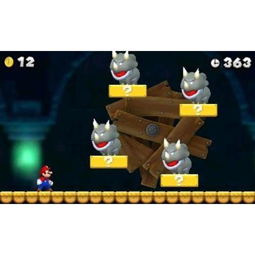 New スーパーマリオブラザーズ 2 - 3DS|lupizon|12