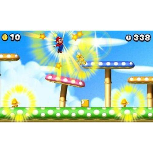 New スーパーマリオブラザーズ 2 - 3DS|lupizon|07