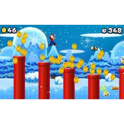 New スーパーマリオブラザーズ 2 - 3DS|lupizon|08