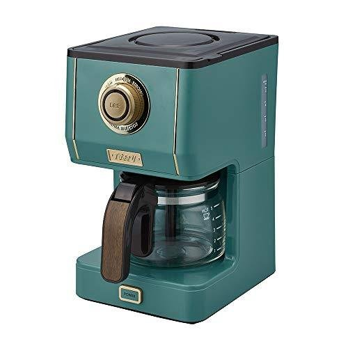 Toffy トフィー アロマドリップコーヒーメーカー スレートグリーン K-CM5-SG|lupizon