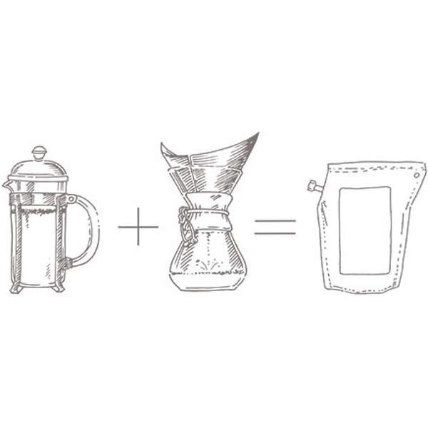 コーヒー ブリューワー(GROWER'S CUP Coffee Brewer)お試しセット(オーガニック・有機JAS)【送料無料】【ポイント消化】|luruspot|17