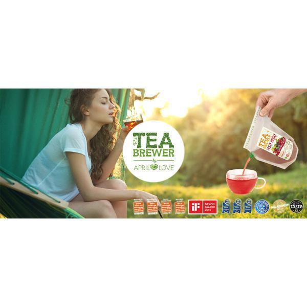 ティーブリューワー(TEA BREWER)7点お試しセット(オーガニック・有機JAS)【送料無料】【ポイント消化】|luruspot|03