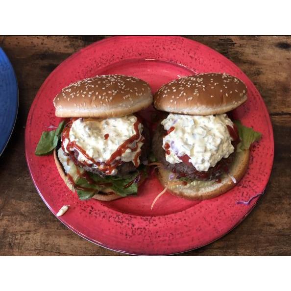 [毎週火曜日/金曜日発送]コストコ ビックバーガーバンズ ハンバーガー 6個入り 送料込み|lusc|04