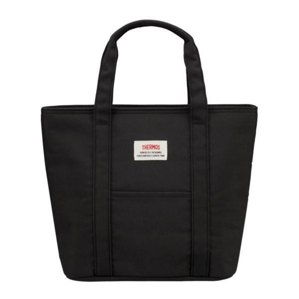 サーモス 保冷ランチバッグ REW-007 BK ブラック [THERMOS/7.0L] lush-life