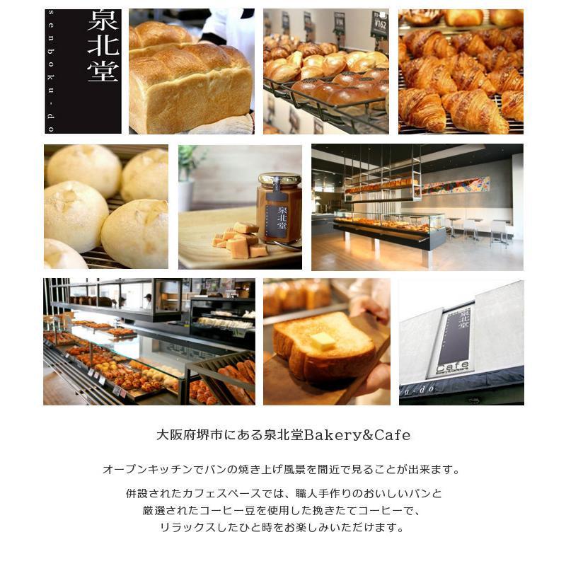 泉北堂 「極」食パン 自家製天然酵母使用 もっちり 食感を追求した 1本(2斤分)(極食パン ギフトBOX入り)焼き上がり当日に出荷【直送商品】 lush-life 07