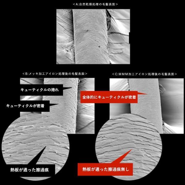 クレイツ ホリスティックキュア ストレートアイロン CCIS-G03B クレイツ イオン ヘアアイロン ヘアーアイロン ストレートアイロン カールアイロン ストレート|luxis|09