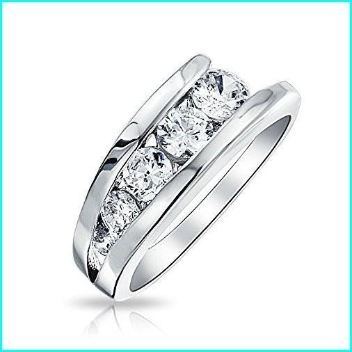 大勧め Cubic Zirconia Love Is A Journey AAA CZ Anniversary Wedding Band Ring For Women 925 Sterling Silver, 新横浜ラーメン博物館『MOTTO』 2f6bf8c8