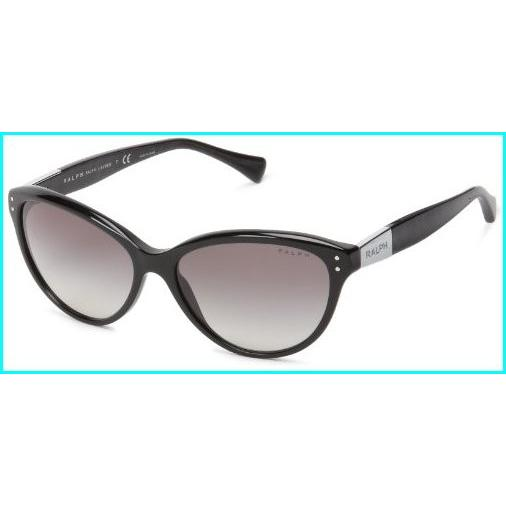 RALPH RA 5168 Sunglasses 501/11 黒 58-16-135【並行輸入品】