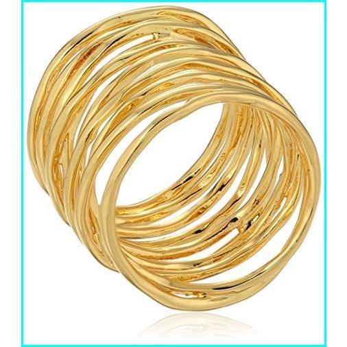 【海外 正規品】 Gorjana Lola Ring In Gold Size 7 1693027G, 阿寒湖 きりり 21f33b37