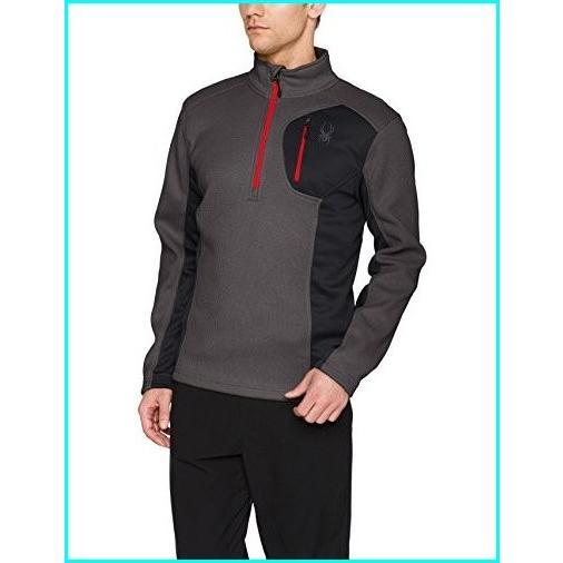 Spyder Mens Bandit Full Zip Light Weight Hoody Stryke Jacket