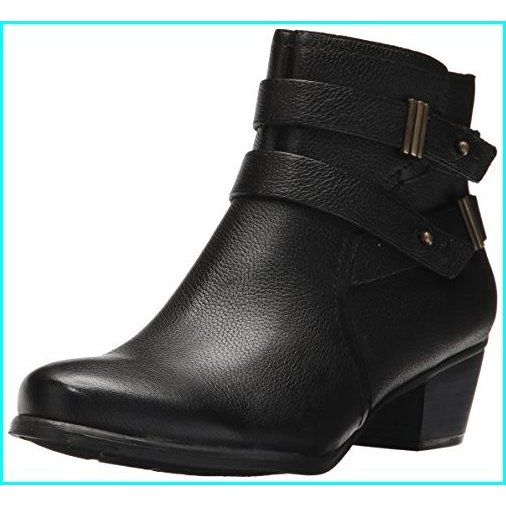 経典ブランド Naturalizer Womens Kepler Closed Toe Leather Fashion Boots, Black, Size 9【並行輸入品】, いしばし商店 63061152