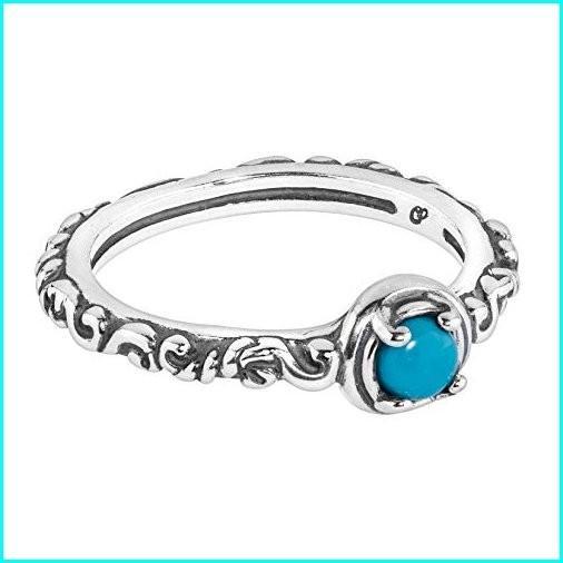 ベストセラー Carolyn Pollack Sterling Silver Blue Turquoise Gemstone Single Round Stone Band Ring Size 7, サシキチョウ 8b1f2449