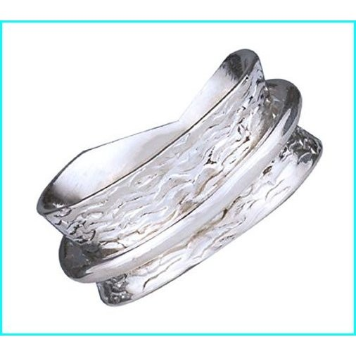 【25%OFF】 Energy Stone Simplicity (10.5) Simplicity Sterling Silver Silver Meditation Spinner Ring (Style US63) (10.5), キングダムノート:2c459b93 --- taxreliefcentral.com