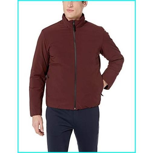 【ついに再販開始!】 Theory Men's Men's Harris Active Nylon Jacket, Puffer Jacket, Malbec, L Theory【並行輸入品】, FOUR SEASONS 花恭:0cd6a026 --- grafis.com.tr
