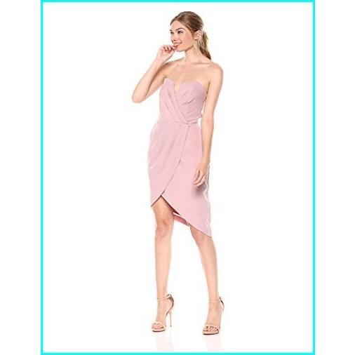 Adelyn Rae Women's Loren Woven Tube Dress, Lilac, M